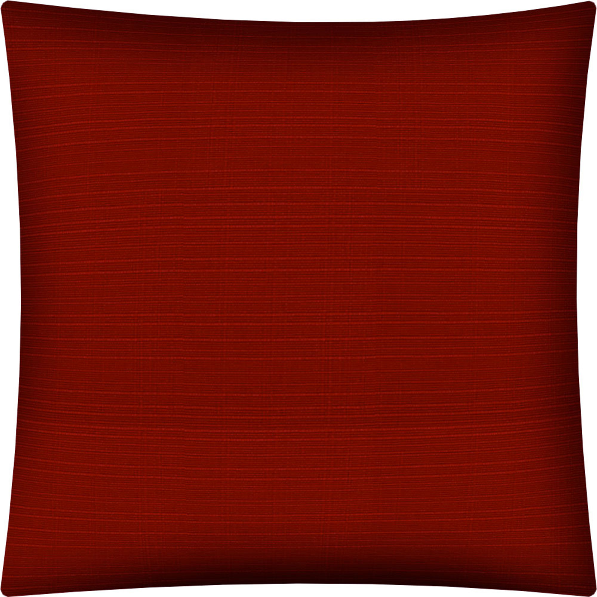 FORMA Burnt rosso Indoor/Outdoor Pillows - Sewn Closure   Set of 2   5448fb